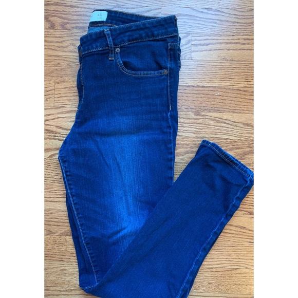 Abercrombie & Fitch Denim - A&F Skinny Medium Wash Jeans